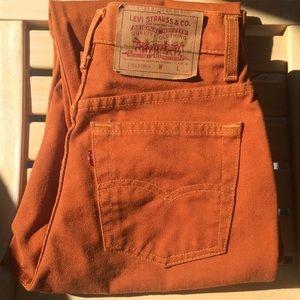 Vintage Levi's High Waist Mom Jeans
